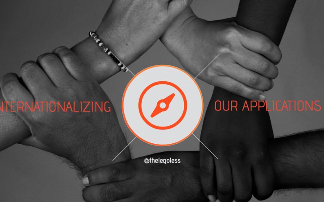 Internationalization of Apps