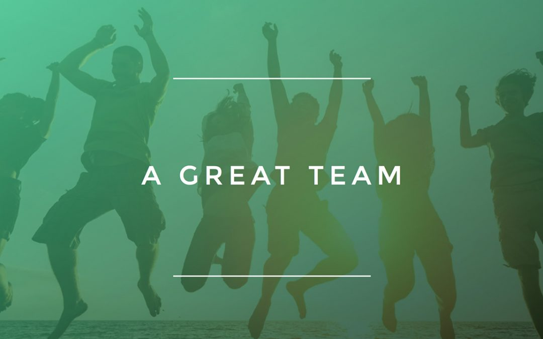 Building your own team
